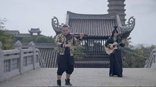 LẠC  TRÔI  Cover  Guitar & Violin    Tùng Acoustic ft FatB   official MV  2017