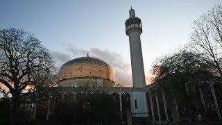 Regent's Park mosque stabbing: Eyewitness describes bloody attack
