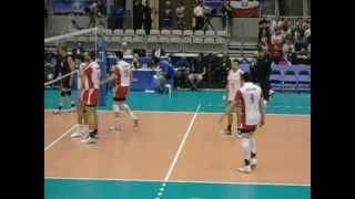 2012 FIVB Volleyball World League Tournament - Canada/Poland - Toronto
