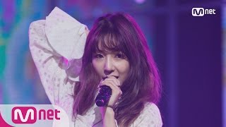 [Tiffany - Talk] Debut Stage l M COUNTDOWN 160512 EP.473