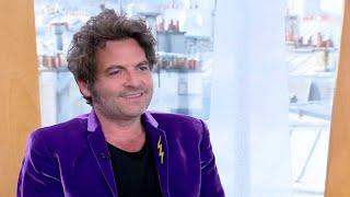 Portrait et interview de Matthieu Chedid