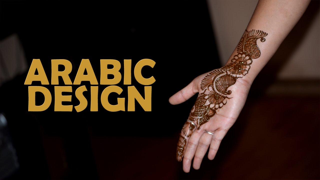 Mehndi Diya Design : Best arabic henna mehendi design simple designs bridal