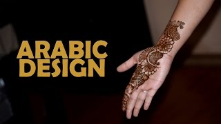 Best Arabic Henna Mehendi Design | Simple Mehendi Designs | Bridal Mehendi