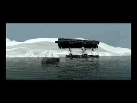 Antarctic Logistics Facility