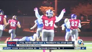 Lytal Reiter Smith Ivey and Fronrath High School All-Star Game