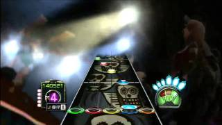 [720P HD] Guitar Hero Aerosmith - Beyond Beautiful - Expert Guitar - 100% FC