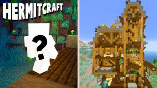 Mysterious Nighttime Visitor! :: Hermitcraft 7
