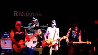 Darken My Door ~ Lucero ~ Christmas 2011 Little Rock
