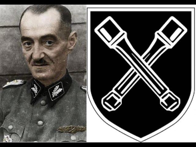 Dirlewanger Brigade - Himmler's Convict Legion