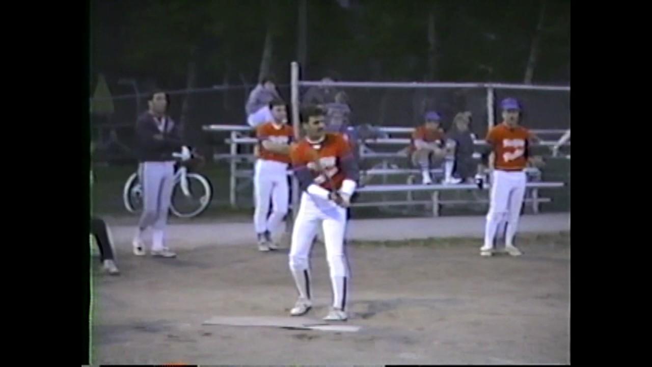Barcomb's TV - PAFB Men  5-8-87