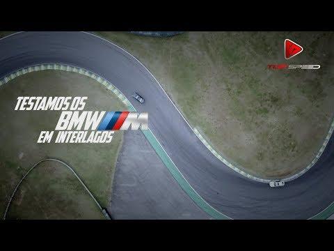 Testamos os Modelos M no BMW M Power Tour | Top Speed | Parte 1