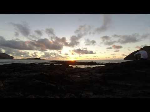 Hawaii 2015 - Makapu'u Beach Park Sunrise