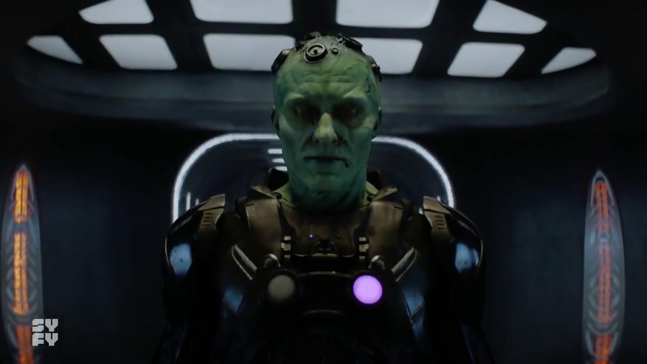 "Download BRAINIAC REVEALED! - Krypton Episode 9 ""Hope"""