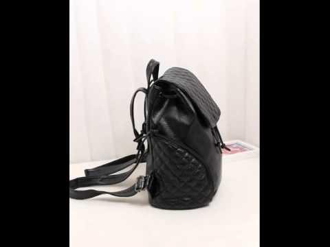 Current Fan Ling double shoulder bag.avi