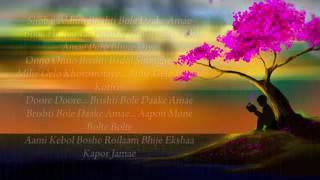 Meghbalika By Joy Goswami   Bengali Poem Recitation   Bangla Kobita Abritti 320x240