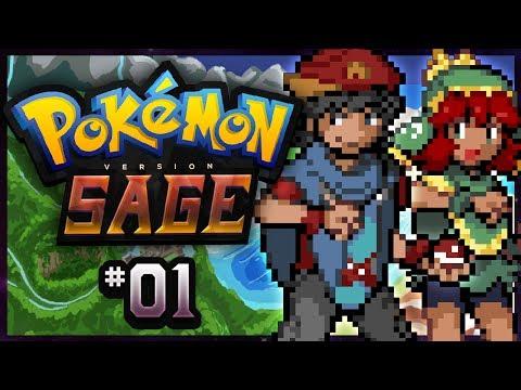 Pokémon Sage - Episode 1   100+ NEW POKEMON ADDED!