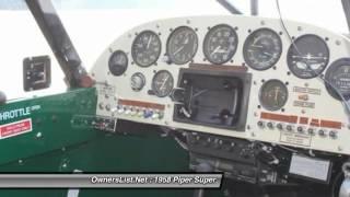 1958 piper super gm052