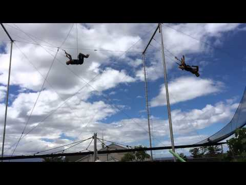 Family Circus - Flying Trapeze in Maui