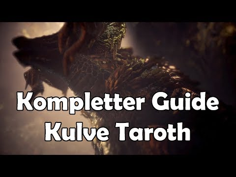 Monster Hunter World: Guide zu Kulve Taroth mit Gameplay (Anfang bis Ende) [German/Deutsch] [HD] thumbnail