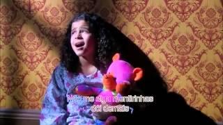 clipe mentirinhas chiquititas 2013 com gabriella saraivah e giovanna grigio
