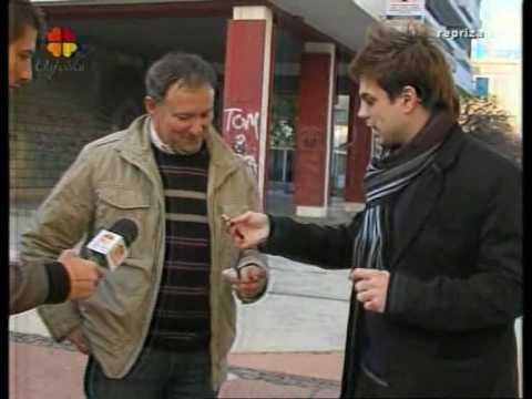 Saša Gerber- Cigarette Trick