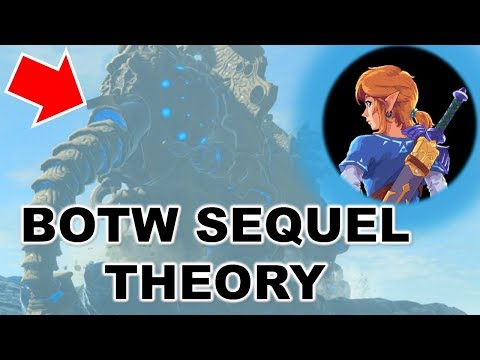 Breath of the Wild Sequel Theory