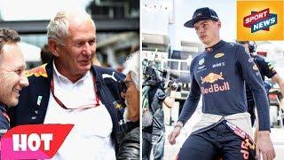 F1 news: Red Bull chief speaks out over Max Verstappen outburst on Esteban Ocon