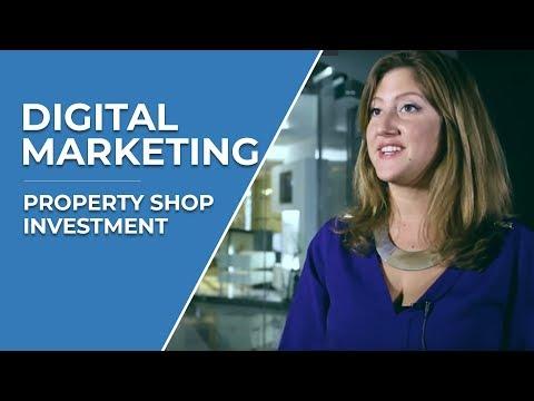 Digital Marketing - Property Shop Investment - Corporate Film