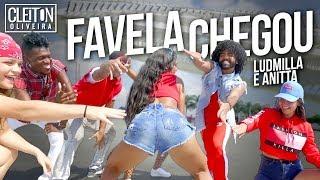 Baixar Favela Chegou - Ludmilla ft. Anitta (COREOGRAFIA) Cleiton Oliveira / IG: @CLEITONRIOSWAG