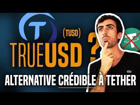 Crypto : TrueUSD (TUSD) une alternative crédible à Tether (USDT) ?
