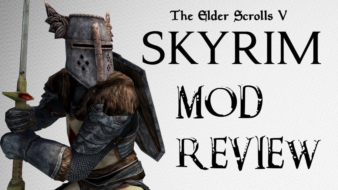 Divine Crusader & Chrysamere Creation Club Mod Review