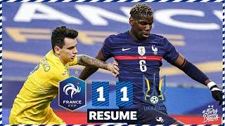 France Ukraine 1 1 le re sume
