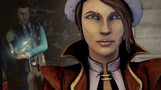 "Tales From The Borderlands (Season 1,Episode 1) ""Zero Sum"" PC Game Movie 1080p HD"