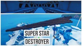 Super Star Destroyer mapa Release (inclui código) | Creative Fortnite