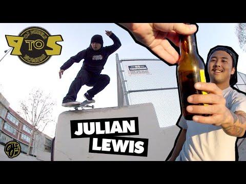 9 to 5: Spot after Spot on 95a Nomads W/ Julian Lewis | OJ Wheels