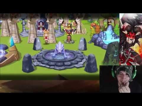 SUMMONERS WAR: 160 MYSTICAL SCROLL SUMMONS!!! Third Kingdom Guild Summons.
