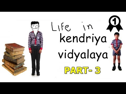 Life in kendriya vidyalaya - part 3 | And the ENTIRE EDUCATION SYSTEM | Yogi baba