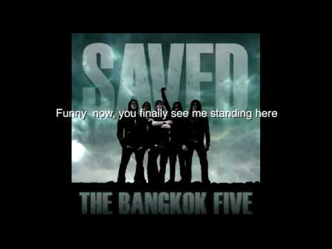 SAVED (Charlie's Song) from LOST w Lyrics The Bangkok Five