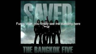 SAVED Charlie S Song From LOST W Lyrics The Bangkok Five