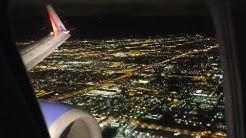 View of Tempe, AZ at night.