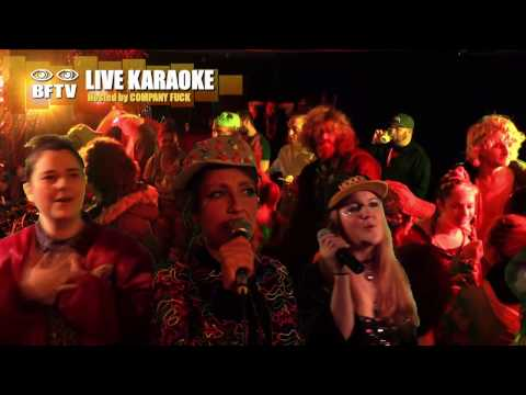 Chinstroke Karaoke: 'C'est La Vie', 'Would I Lie to You', 'Believe' and 'Gasolina'