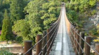 熊本県八代郡氷川町立神峡