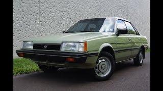 Video 1985 Subaru GL 4WD download MP3, 3GP, MP4, WEBM, AVI, FLV Agustus 2018