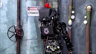 DARPA Robotics Challenge Trials Live Broadcast