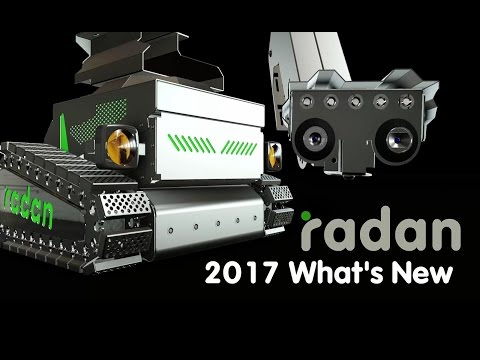 Radan 2017 | What's New