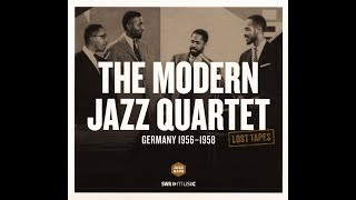 The Modern Jazz Quartet   Lost Tapes  Germany 1956 1958 (vinyl record)