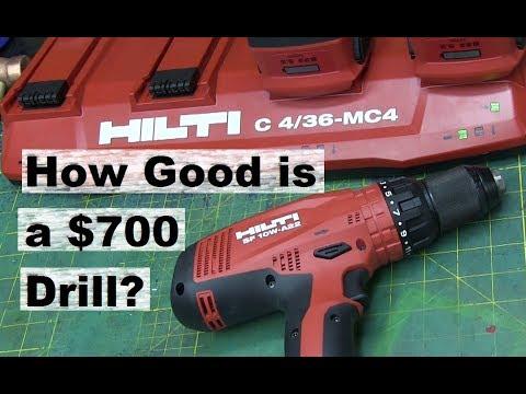 BOLTR: HILTI Drill