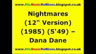 "Nightmares (12"" Version) - Dana Dane"