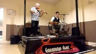 Daryl Kellie and Sim Jones at The Lounge Bar, Alton: 1st May '15