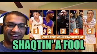 D'ANGELO RUSSELL STUPID ASS LOLOL! Shaqtin' A Fool 3/30/2017 (REACTION)